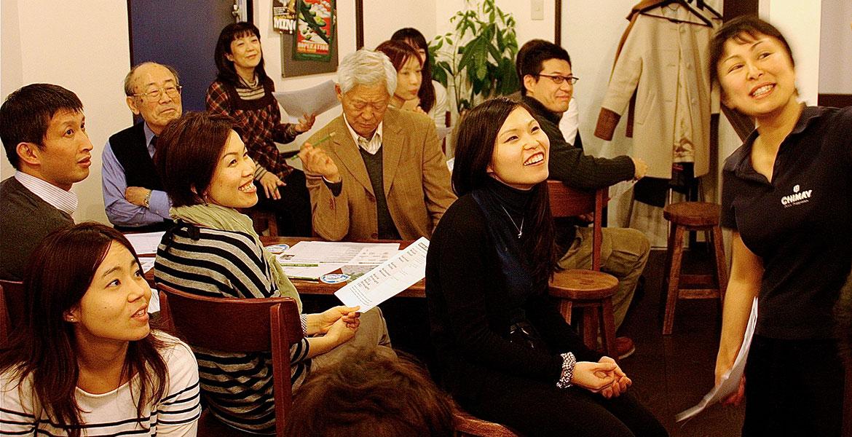イベントでも英語クイズなどで楽しんで学べます