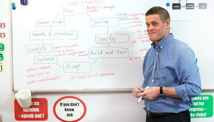 IELTSの試験対策を資格を持ったネィティブ講師から学ぶ