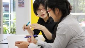 留学準備コース - EAP