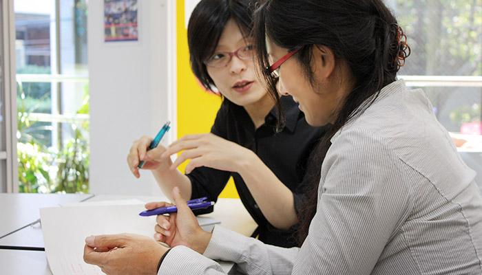 イギリスの留学へ向けたacademic writingコースが大阪で受けられる