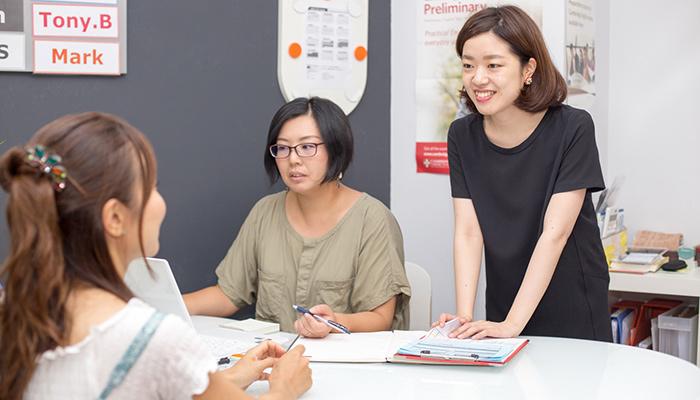 大阪で初心者から英会話を資格を持ったネィティブ講師から学べる学校