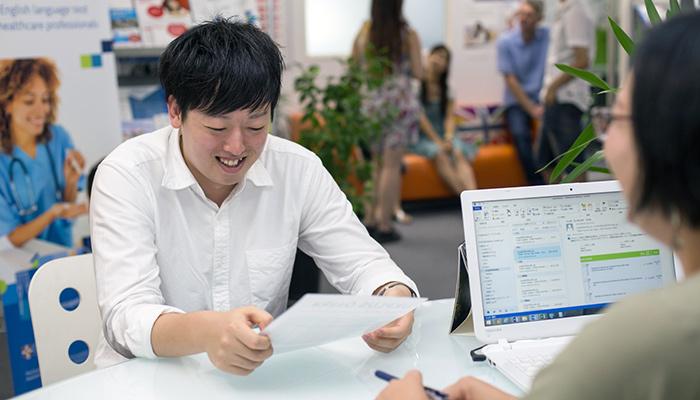 英語試験対策だけではなくビジネス英語も学べます