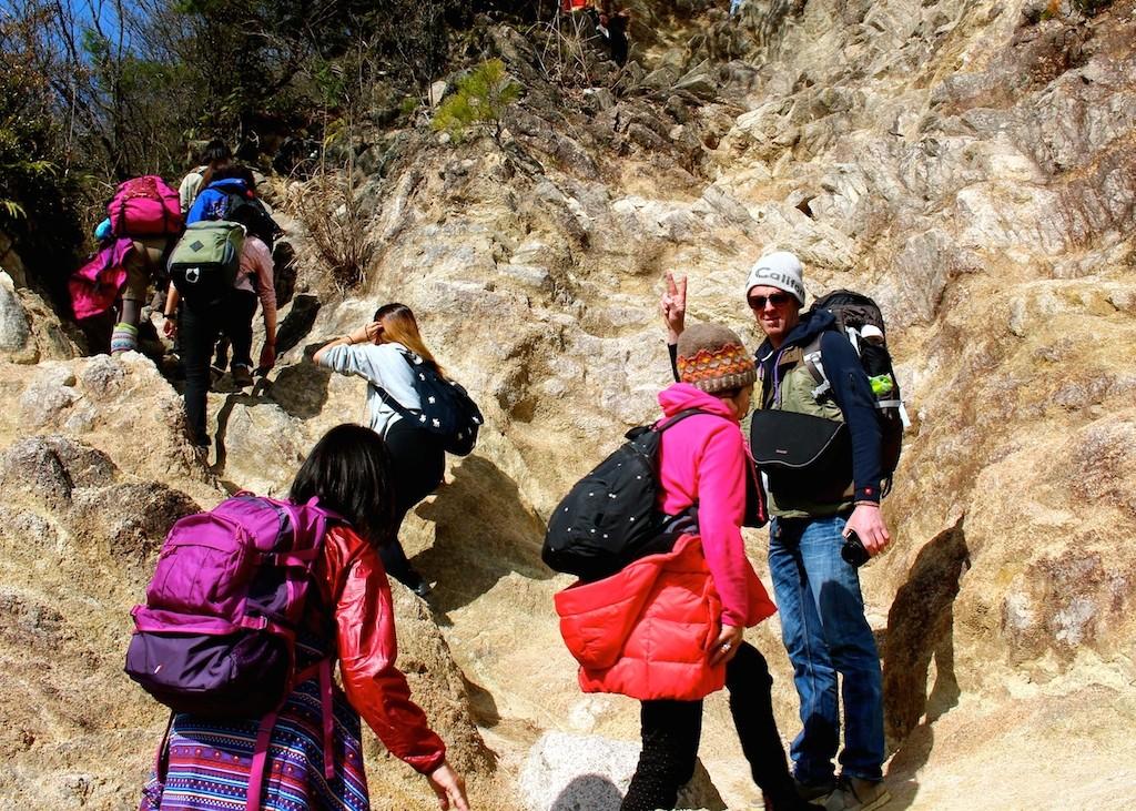 ソーシャルイベント 六甲山 hiking
