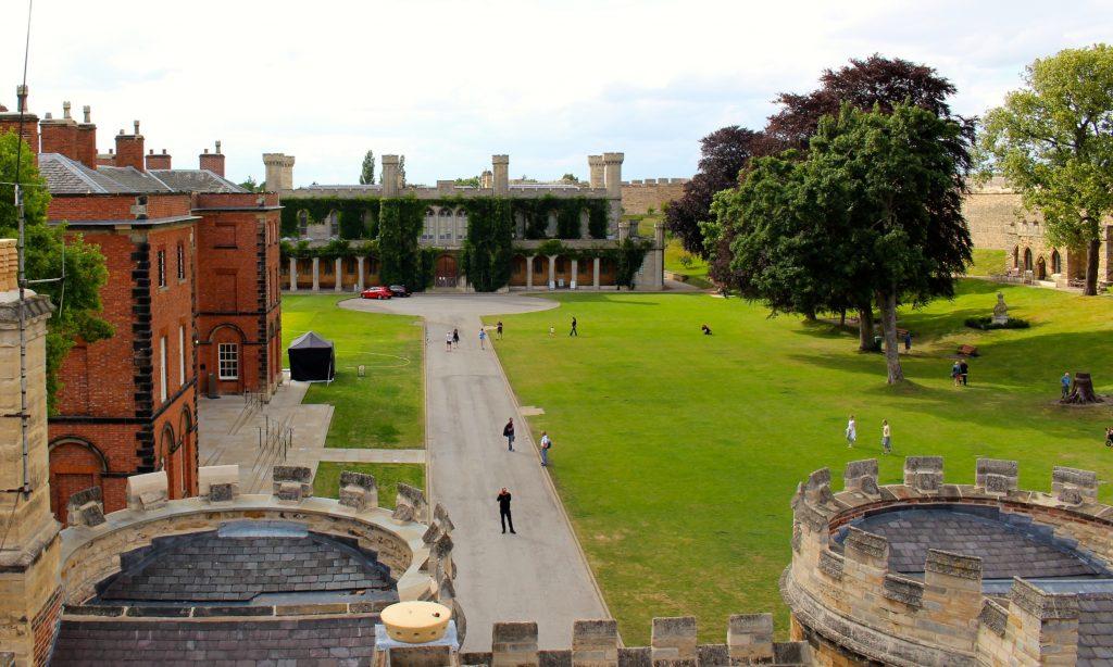 リンカーン 城壁 旅行 イギリス