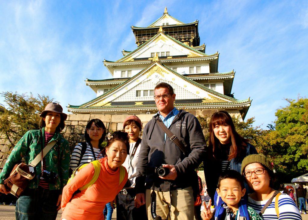 イギリス英語学校 イベント カメラ 大阪