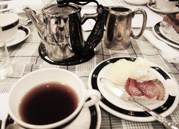 London Tea Room 堂島でアフタヌーンティーイベント