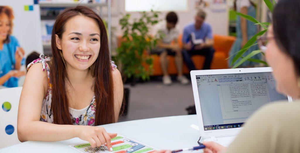 英語学校大阪英会話カウンセリング