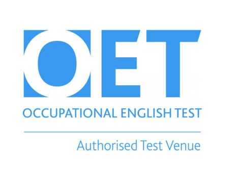 医療英語試験 OET 公式試験センターOsaka Japan