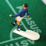 subbuteo サッカーボードゲーム 人形 フリーキック