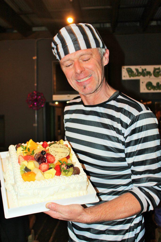 バースデーケーキ イギリス英語学校 UKPLUS Osaka イベント