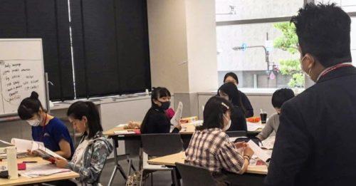 おおさかグローバル塾 Week 3 UKPLUS Osaka