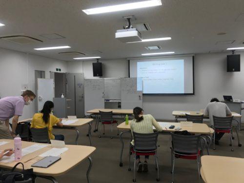 大阪大学 IELTS 講師派遣 UKPLUS Osaka 2020 July 1